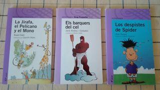 libros de lectura para colegio