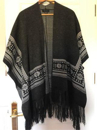 Poncho / chaqueta mujer