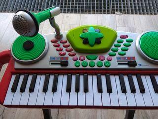 organo para niños
