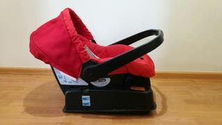 Silla de bebé coche/capazo