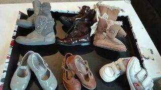zapatos, varias tallas