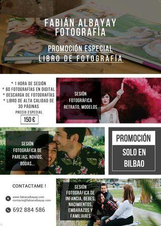 SESIÓN FOTOS + PHOTOBOOK!