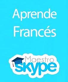 Clases de Francés Presencial o Via Skype