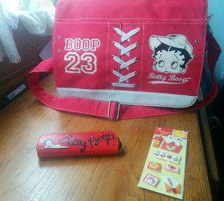 Pack Vuelta al Cole!! Betty Boop