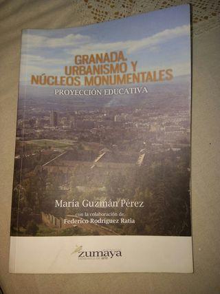 Libro de urbanismo y núcleos monumentales