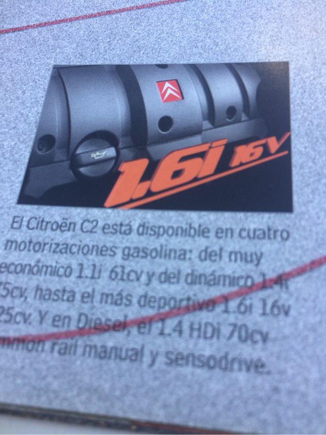 Citroen C2 2007 VTS