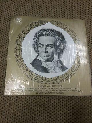 Disco de vinilo Ludwig Van Beethoven