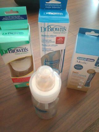 biberones dr brows