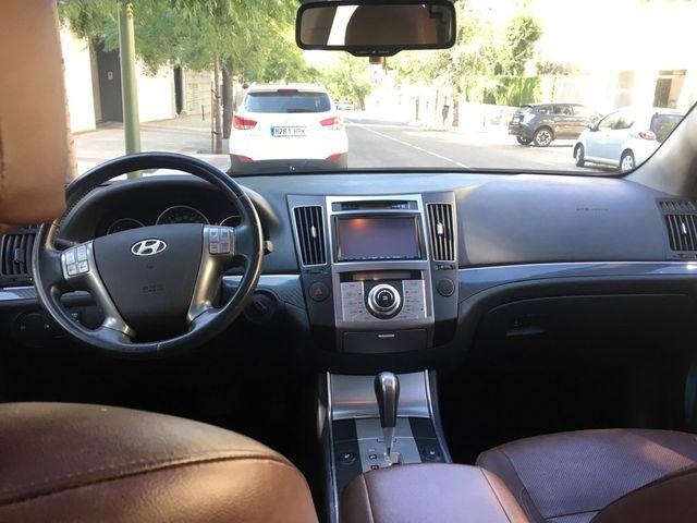 Hyundai ix55 2011 full equipe