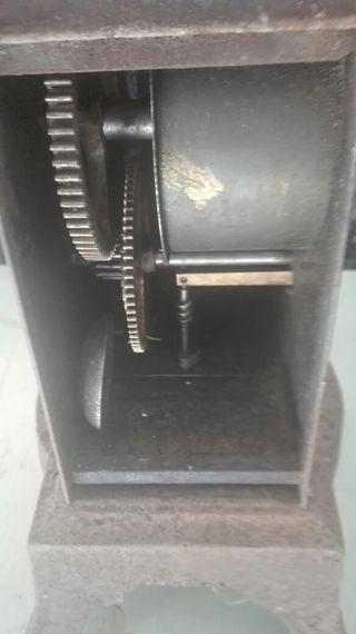 asador antiguo