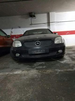 Mercedes-Benz SLK Kompressor 200 del 2001
