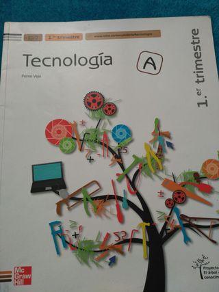 libro tecnología 1°eso