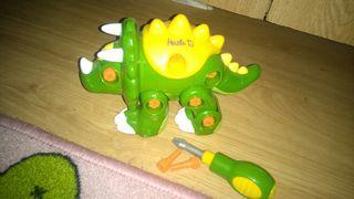 Dinosaurio ,Hazlo tu. (3-6 años)