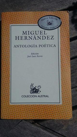 Miguel Hernández Antología Poética