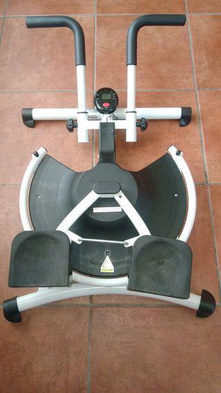 Máquina de abdominales A-do Twister