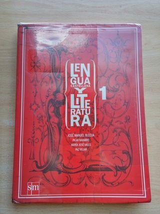 Libro Lengua Castellana y Literatura 1° BTO y ados