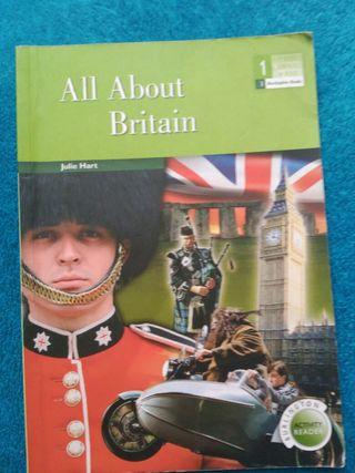 Libro de lectura 1°eso All About Britain
