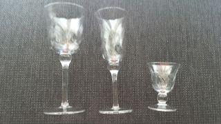 cristalería ikea 36 piezas