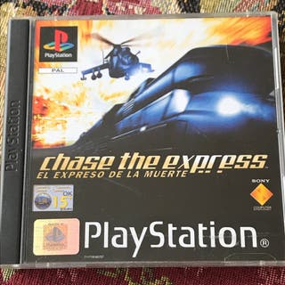 Chase the express(Playstation)
