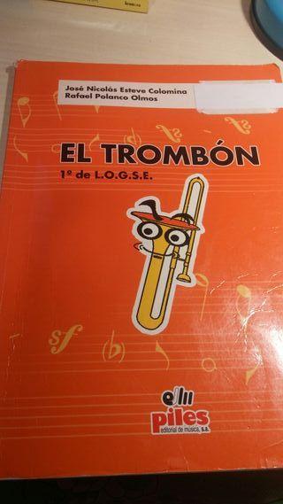 Libro. EL TROMBON. 1