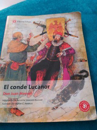 libro lectura El conde lucanor