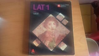 Libro escolar latín