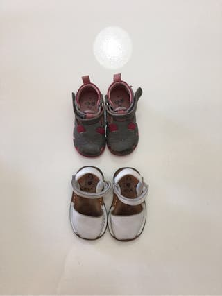Pack Zapatos bebé