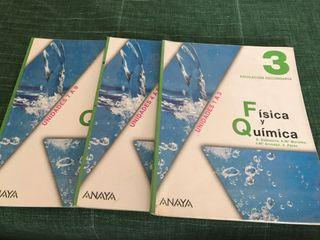 Libro FISICA & QUIMICA 3º ESO