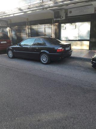 Bmw Serie 3 318ci negociable revisión al día itv..