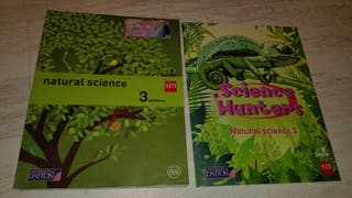 libro primaria sm science