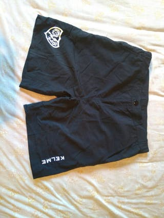Pantalon corto del Rayo Vallecano