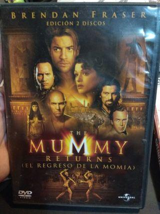 La momia/el regreso de la momia