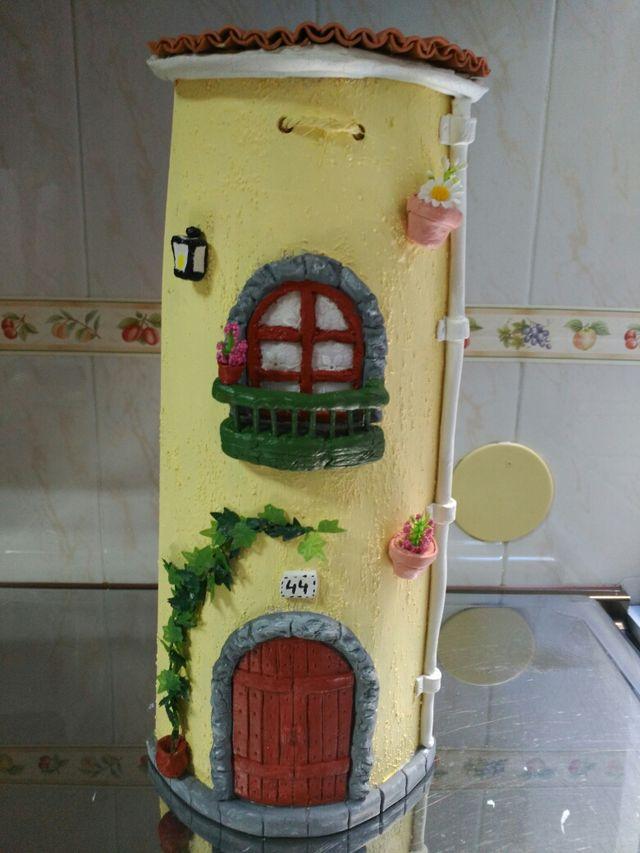 Tejas decoradas en relieve de segunda mano por 20 en - Tejas pequenas decoradas ...
