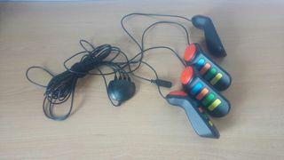 mandos juego buzz ps2