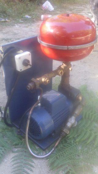 motor de agua eléctrico