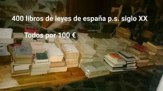 libros de leyes de España