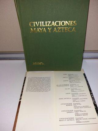 Libro grandes civilizaciones.