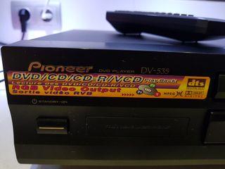 Oferta ¡¡ Lector DVD y CD PIONEER