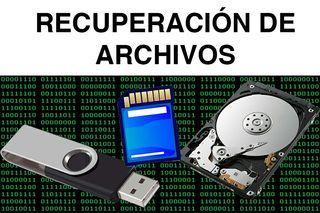 recuperacion archivos