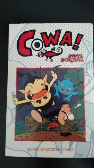 Manga Cowa!