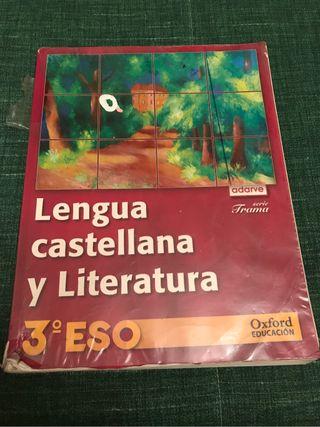 Libro de LENGUA 3º ESO