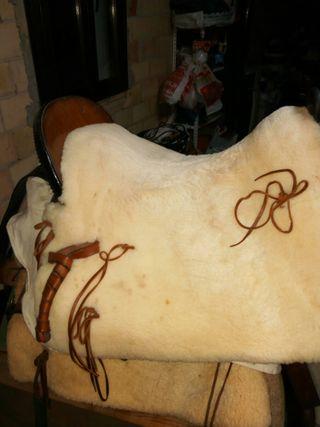 montura vaquera