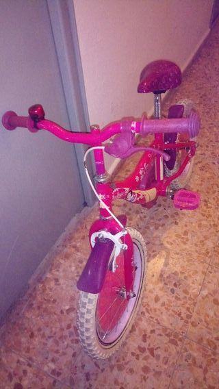 "Bici Princesas 16"""
