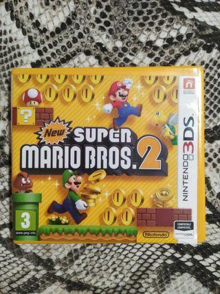 New Supermario Bros 2 3DS
