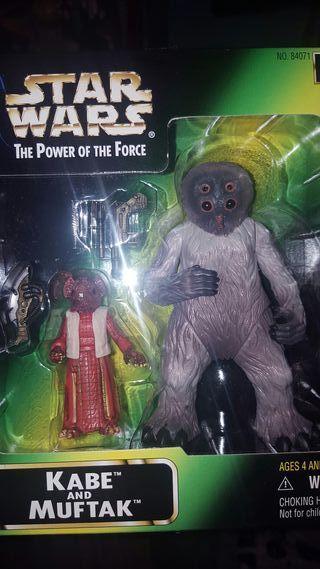 Star Wars Kabe y Muftak