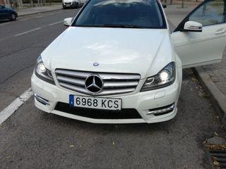 Mercedes-benz Clase C250 AMG 2013