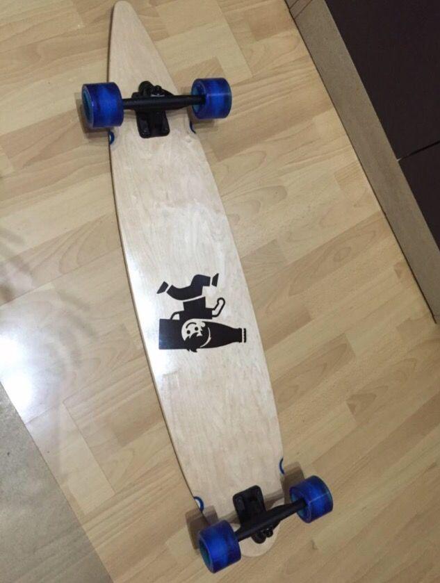 Skate Longboard A ESTRENAR