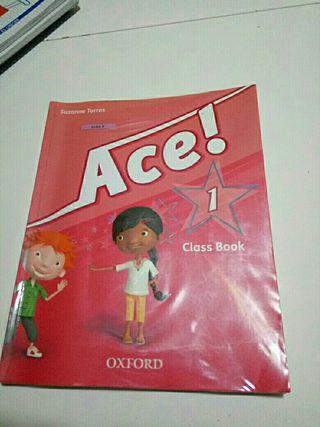 Libro Inglés Primero Primaria Oxford