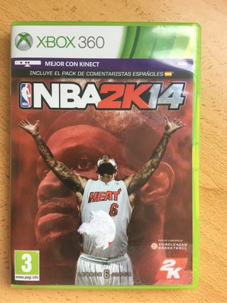 NBA 2K14 Xbox360 2014