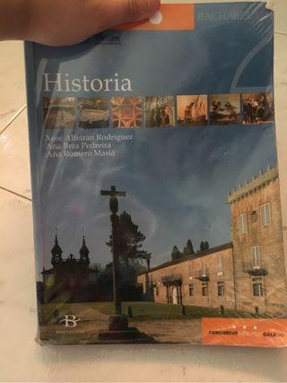 Libro de historia de 2ndo de bachiller
